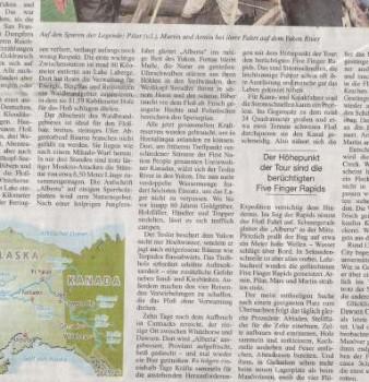 11. September 2007 – Märkische Oderzeitung